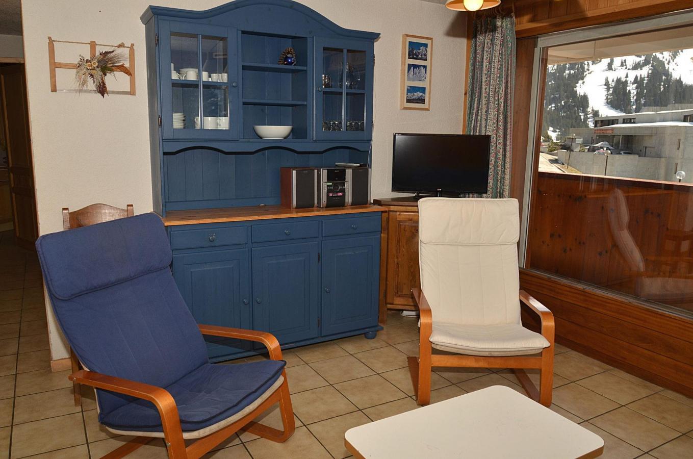 Location au ski Appartement 3 pièces cabine 8 personnes (08) - Residence Arche - Flaine