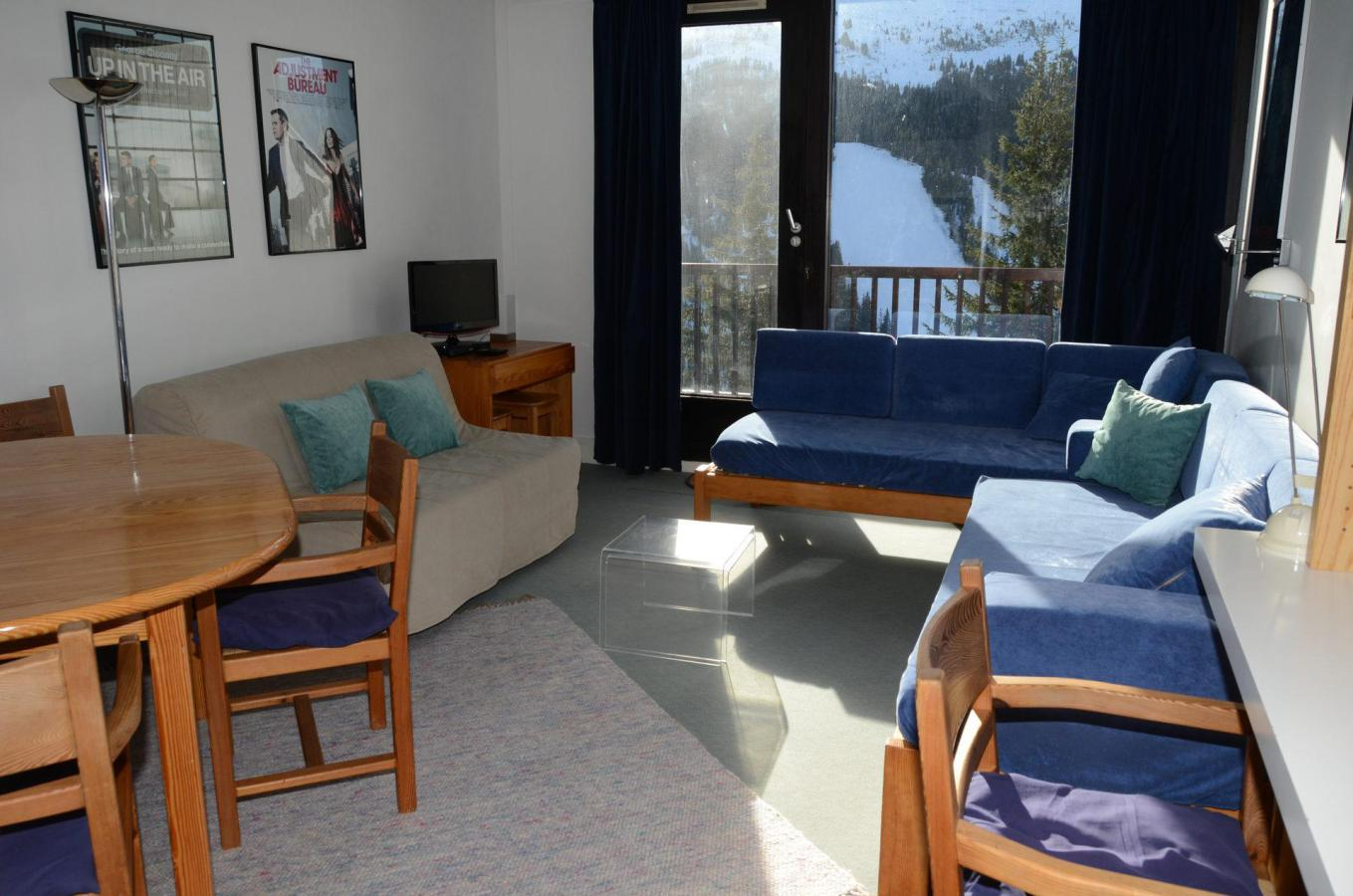 Location au ski Appartement 2 pièces 6 personnes (32) - Residence Belier - Flaine