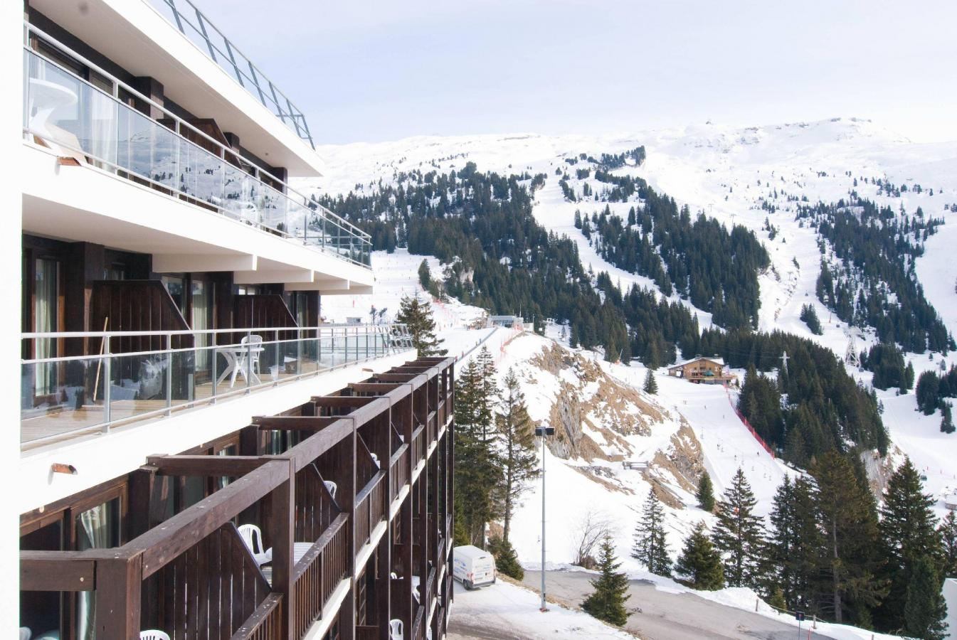 Station De Ski Flaine - Alpes Du Nord