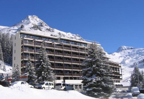 Location Residence Les Terrasses De Veret hiver