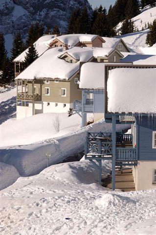Location au ski Chalet De L'arbaron - Flaine
