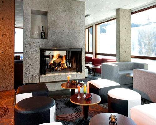 Location au ski Hotel Club Mmv Le Flaine - Flaine - Réception