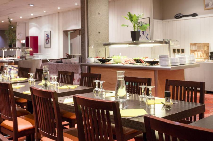 Location au ski Hôtel Club MMV le Flaine - Flaine - Intérieur