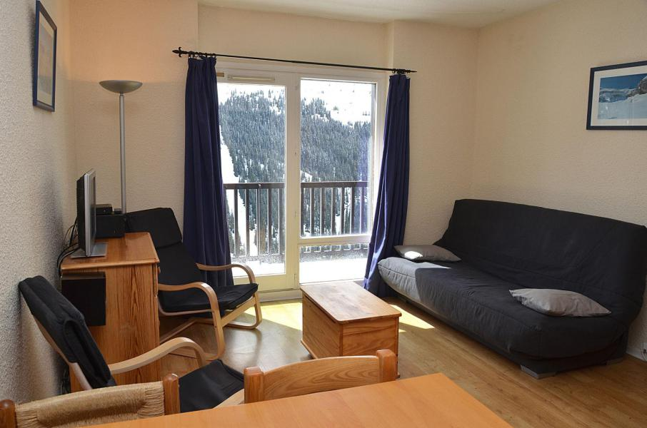 Аренда на лыжном курорте Квартира студия для 4 чел. (702) - La Résidence Andromède - Flaine