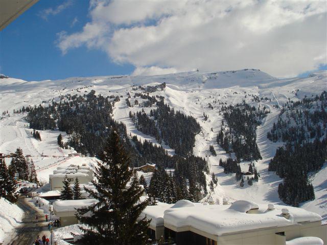 Location au ski Studio 4 personnes (208) - La Résidence Andromède - Flaine