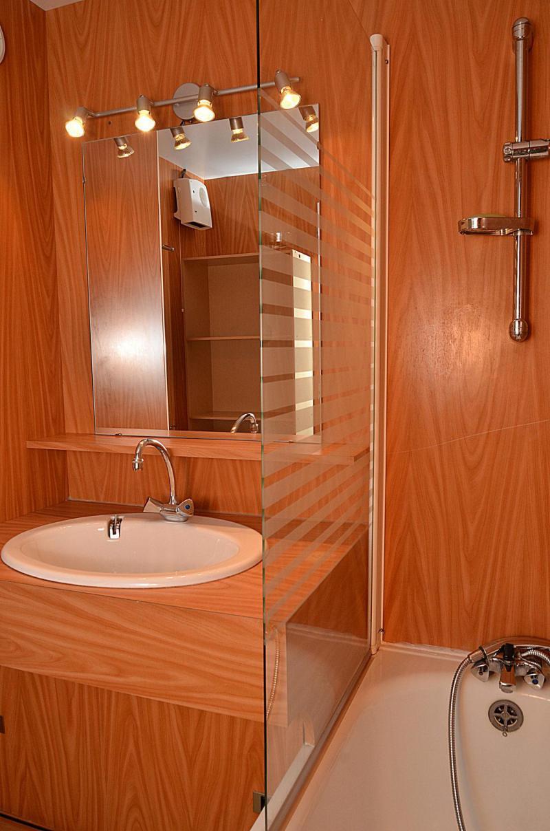 Аренда на лыжном курорте Квартира студия для 4 чел. (702) - La Résidence Andromède - Flaine - Ванная