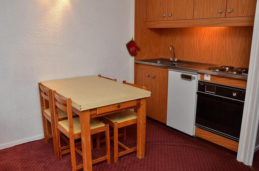 Location au ski Studio 4 personnes (710) - La Residence Andromede - Flaine - Cuisine ouverte