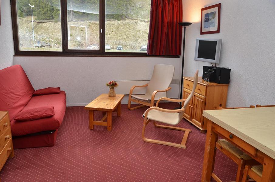 Location au ski Studio 4 personnes (710) - La Residence Andromede - Flaine - Séjour