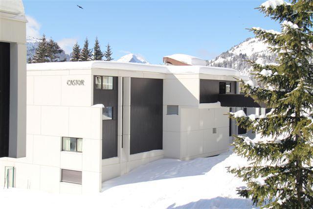 Аренда на лыжном курорте La Résidence Castor - Flaine