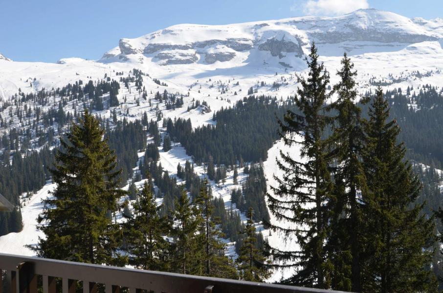 Аренда на лыжном курорте Квартира студия для 4 чел. (432) - La Résidence Castor - Flaine