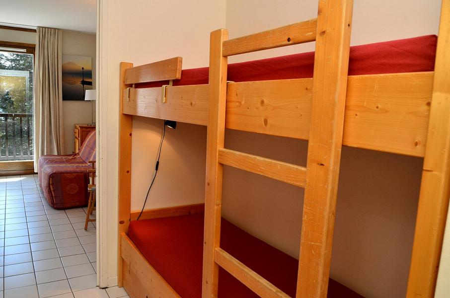 Location au ski Studio 4 personnes (332) - La Residence Castor - Flaine - Lits superposés