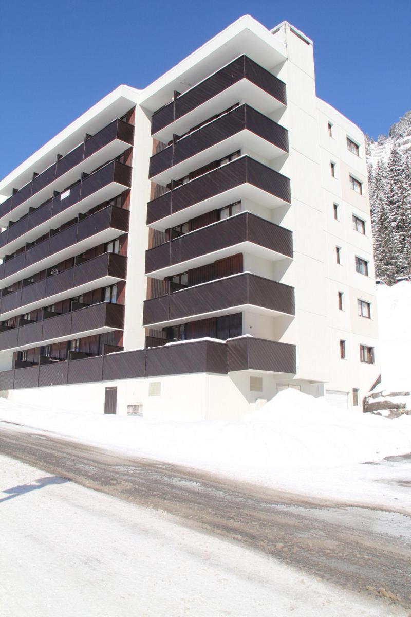 Soggiorno sugli sci La Résidence Doris - Flaine - Esteriore inverno