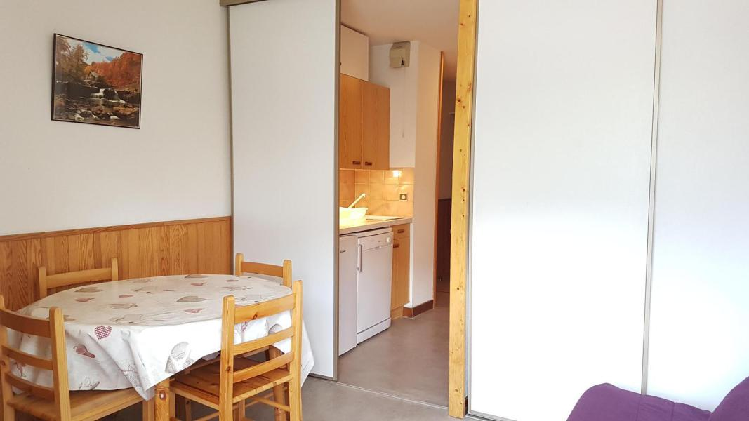 Location au ski Studio cabine 4 personnes (413) - La Résidence Doris - Flaine