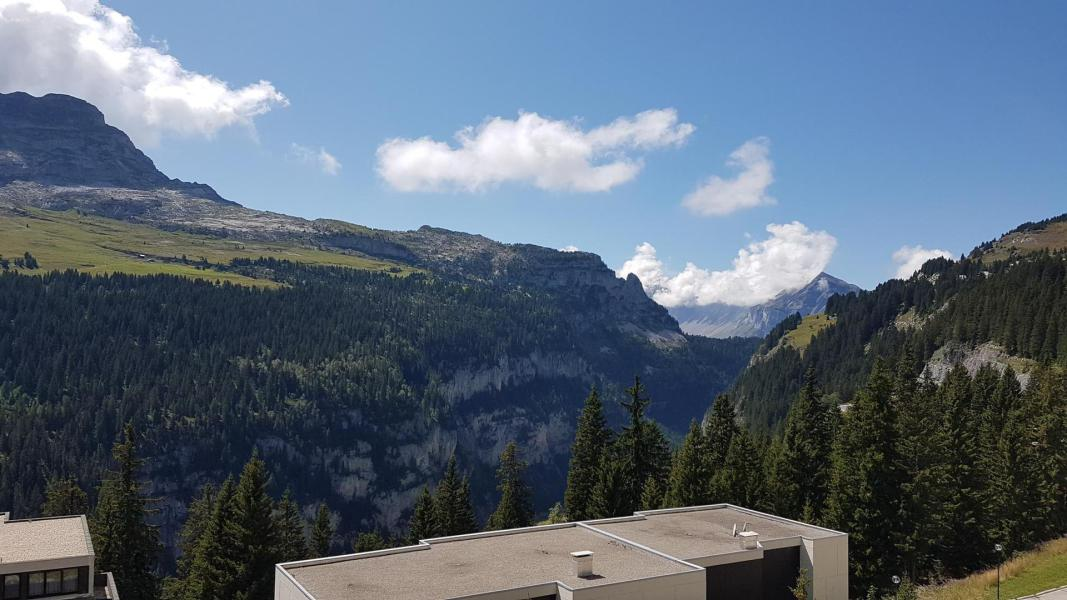 Аренда на лыжном курорте Квартира студия кабина для 4 чел. (413) - La Résidence Doris - Flaine