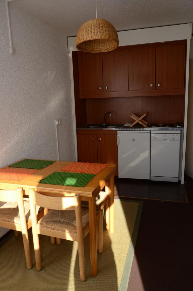 Аренда на лыжном курорте Квартира студия для 4 чел. (23C9) - La Résidence Gémeaux - Flaine