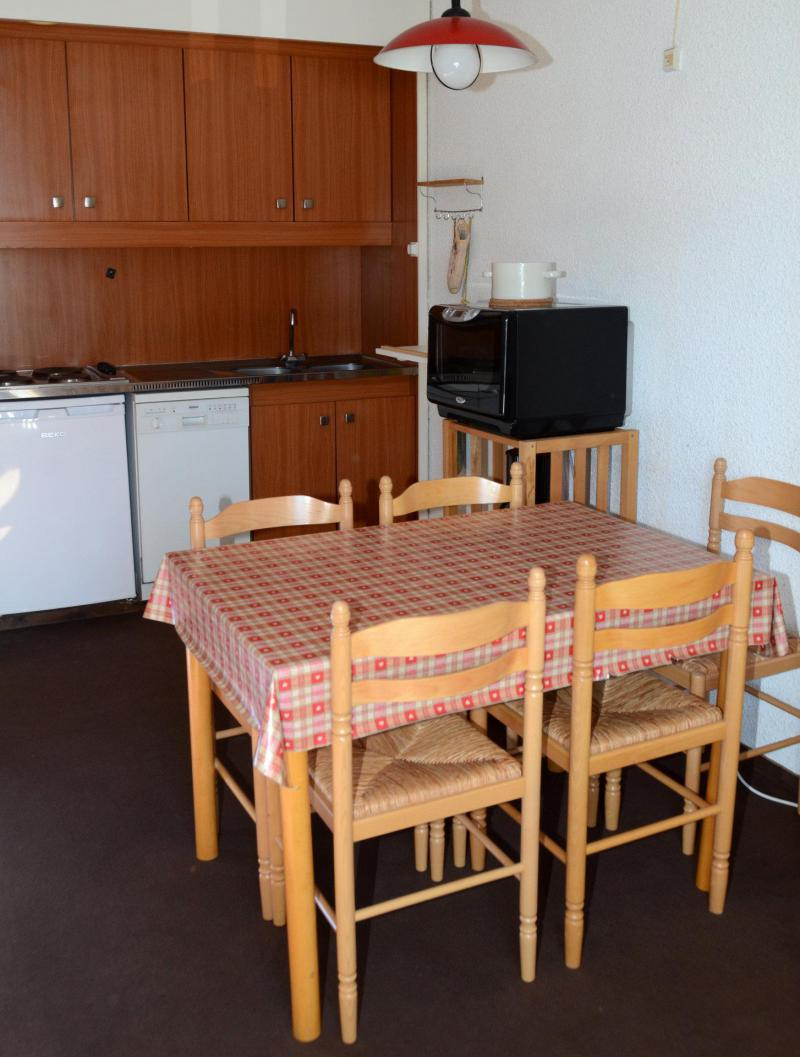 Аренда на лыжном курорте Квартира студия со спальней для 4 чел. (22C9) - La Résidence Gémeaux - Flaine
