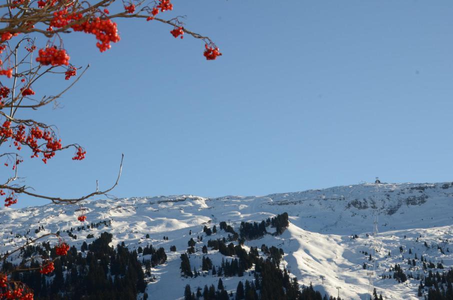 Аренда на лыжном курорте Апартаменты 2 комнат 6 чел. (14D9) - La Résidence Gémeaux - Flaine
