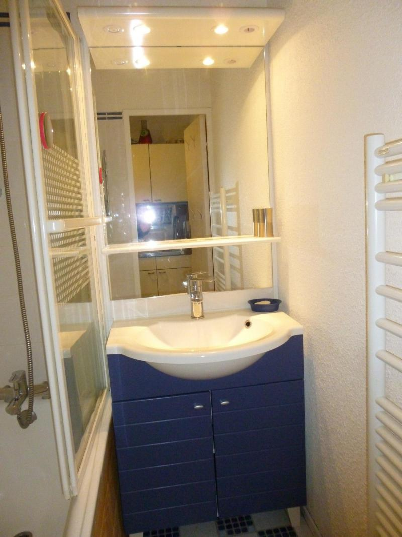 Alquiler al esquí Apartamento cabina para 4 personas (105) - La Résidence Pollux - Flaine - Cuarto de baño