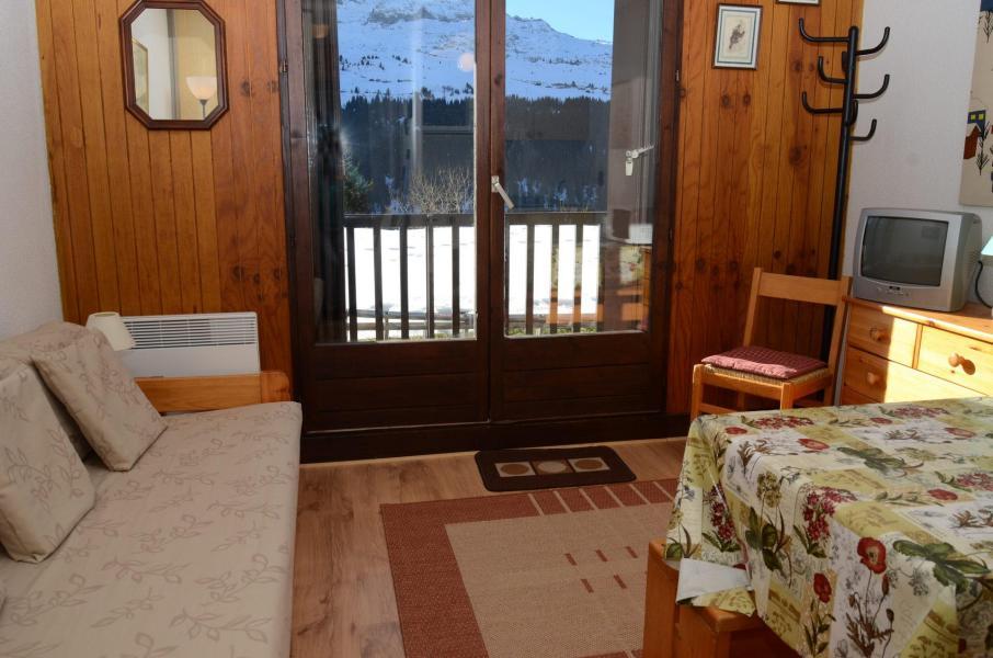 Location au ski Studio cabine 4 personnes (09) - La Residence Sagittaire - Flaine