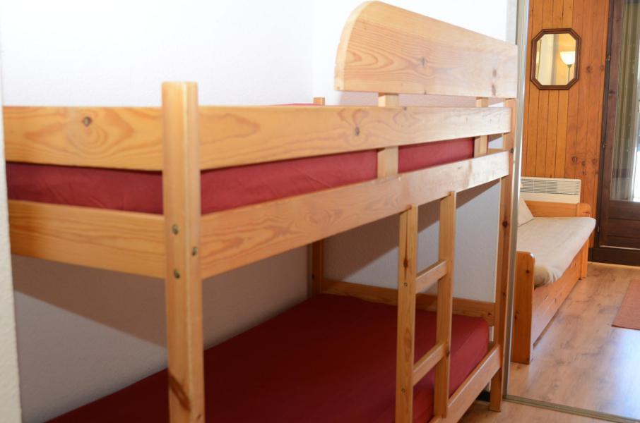 Аренда на лыжном курорте Квартира студия кабина для 4 чел. (09) - La Résidence Sagittaire - Flaine