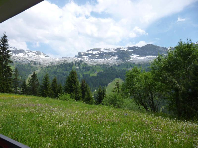 Аренда на лыжном курорте La Résidence Sagittaire - Flaine