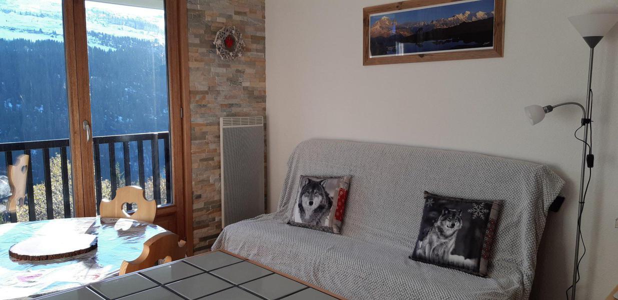 Location au ski Appartement 2 pièces cabine 4 personnes (211) - La Résidence Sagittaire - Flaine - Appartement