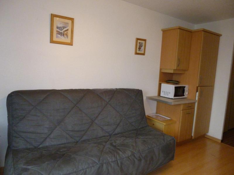 Location au ski Appartement 2 pièces cabine 4 personnes (211) - La Residence Sagittaire - Flaine - Canapé-lit