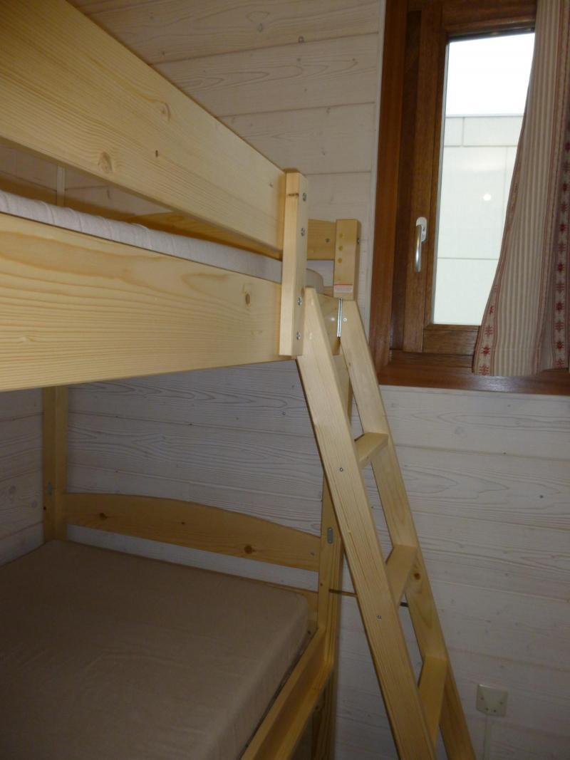 Location au ski Appartement 2 pièces cabine 4 personnes (211) - La Residence Sagittaire - Flaine - Lits superposés