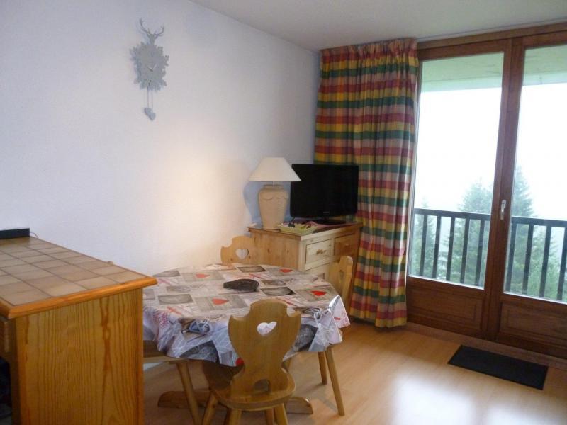 Location au ski Appartement 2 pièces cabine 4 personnes (211) - La Residence Sagittaire - Flaine - Séjour