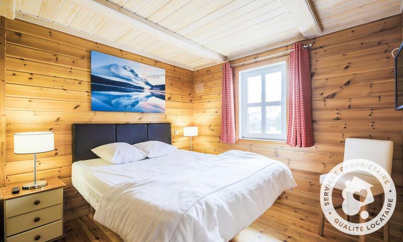 Vacances en montagne Chalet 5 pièces 8 personnes (Prestige 110m²) - Les Chalets de Flaine Hameau - Maeva Home - Flaine - Cabine