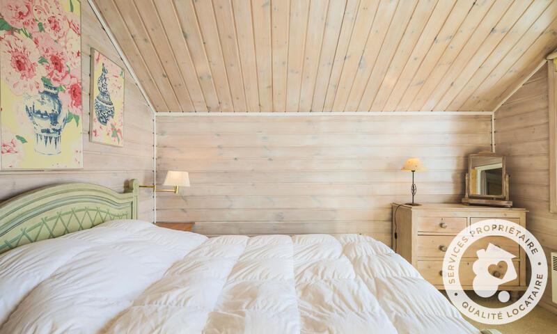 Vacances en montagne Chalet 7 pièces 12 personnes (Sélection 145m²) - Les Chalets de Flaine Hameau - Maeva Home - Flaine - Chambre