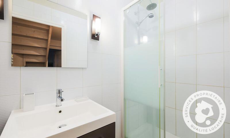 Vacances en montagne Chalet 7 pièces 12 personnes (Sélection 145m²) - Les Chalets de Flaine Hameau - Maeva Home - Flaine - Salle de bains