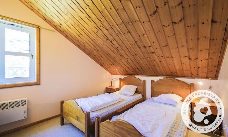 Vacances en montagne Chalet 4 pièces 8 personnes (Sélection 110m²) - Les Chalets de Flaine Hameau - Maeva Home - Flaine - Cabine