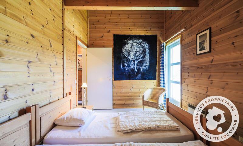 Vacances en montagne Chalet 5 pièces 8 personnes (Sélection 110m²) - Les Chalets de Flaine Hameau - Maeva Home - Flaine - Extérieur hiver