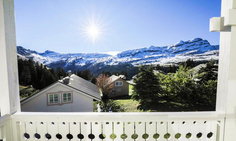 Location au ski Chalet 5 pièces 10 personnes (Sélection 110m²) - Les Chalets de Flaine Hameau - Maeva Particuliers - Flaine