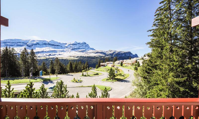 Location au ski Chalet 4 pièces 8 personnes (Confort 84m²) - Les Chalets de Flaine Hameau - Maeva Particuliers - Flaine