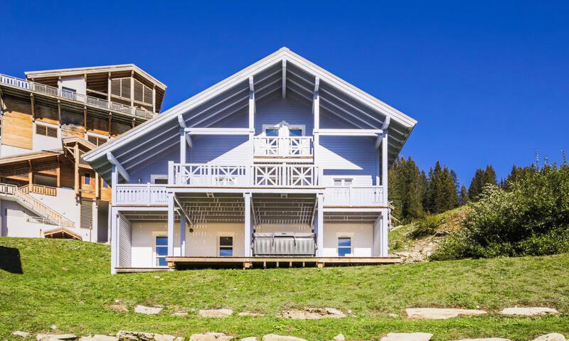 Location au ski Chalet triplex 7 pièces 14 personnes (Prestige 180m²) - Les Chalets de Flaine Hameau - Maeva Particuliers - Flaine