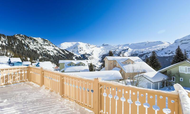 Location au ski Chalet 7 pièces 12 personnes (Exclusive 180m²) - Les Chalets de Flaine Hameau - Maeva Particuliers - Flaine