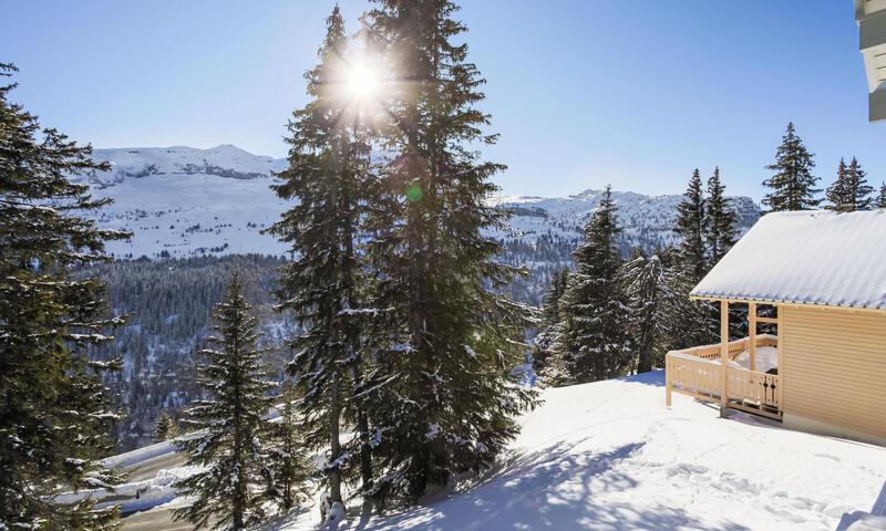 Location au ski Chalet 4 pièces cabine 8 personnes (Sélection 84m²) - Les Chalets de Flaine Hameau - Maeva Particuliers - Flaine
