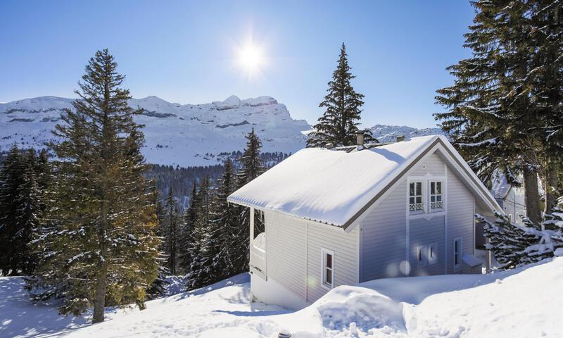 Location au ski Chalet 4 pièces 8 personnes (Confort 110m²) - Les Chalets de Flaine Hameau - Maeva Particuliers - Flaine