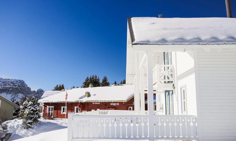 Location au ski Chalet 5 pièces 8 personnes (Prestige 110m²) - Les Chalets de Flaine Hameau - Maeva Particuliers - Flaine