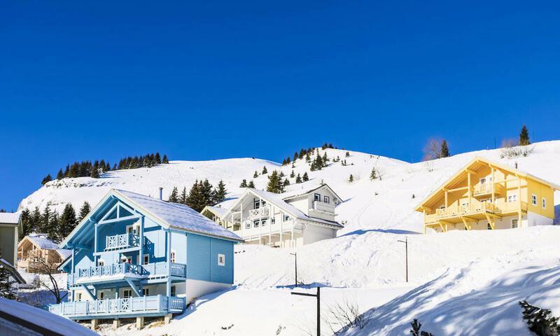 Location au ski Les Chalets de Flaine Hameau - Maeva Particuliers - Flaine