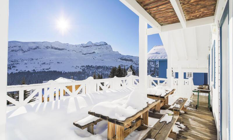 Location au ski Chalet 7 Pièces 12 Personnes - Confort - Les Chalets de Flaine Hameau - Maeva Particuliers - Flaine