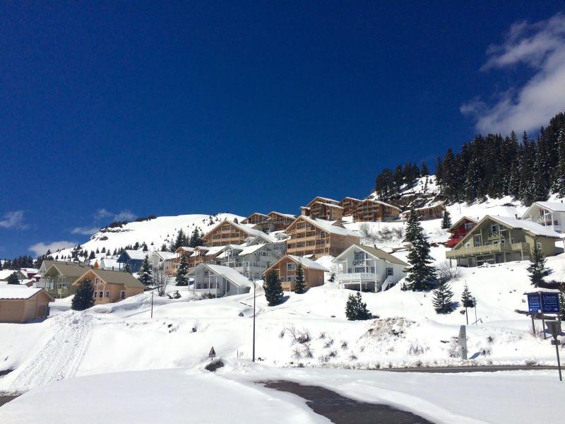 Soggiorno sugli sci Les Chalets du Hameau - Flaine