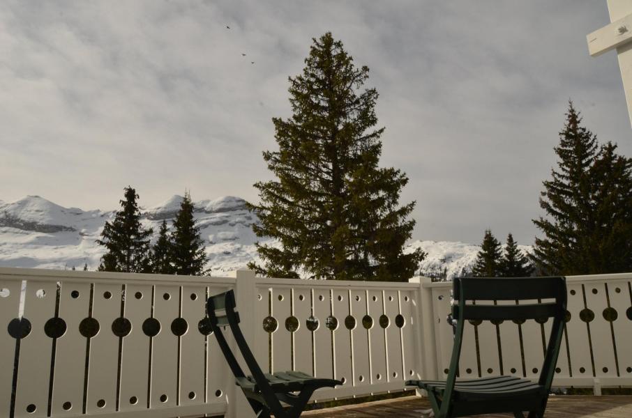 Location au ski Chalet 5 pièces mezzanine 8 personnes (08) - Les Chalets Du Hameau - Flaine