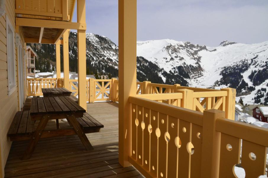 Аренда на лыжном курорте Апартаменты 7 комнат 12 чел. (66) - Les Chalets du Hameau - Flaine