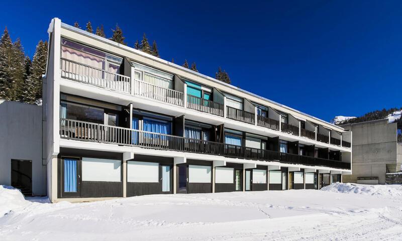 Аренда на лыжном курорте Résidence Antarès - Maeva Home - Flaine - зимой под открытым небом