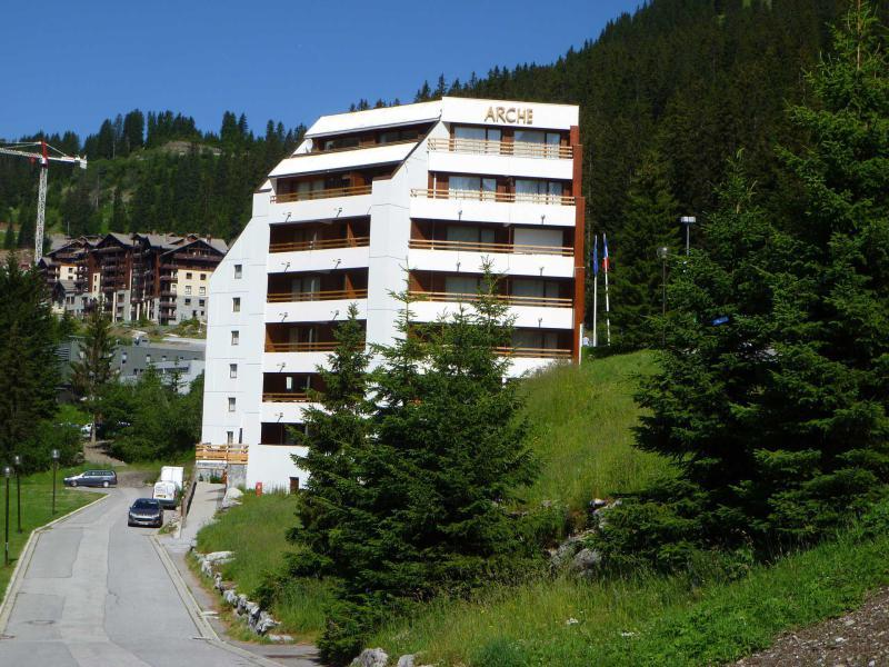 Аренда на лыжном курорте Résidence Arche - Flaine