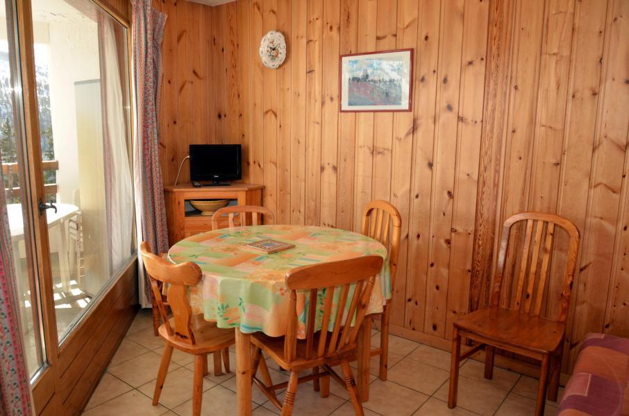 Аренда на лыжном курорте Квартира студия кабина для 4 чел. (54) - Résidence Arche - Flaine