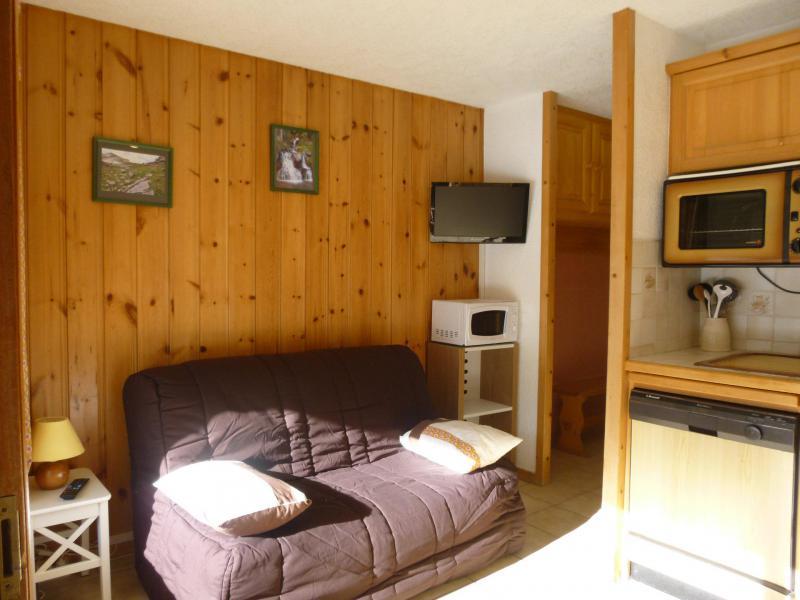 Location au ski Studio cabine 4 personnes (05) - Résidence Arche - Flaine